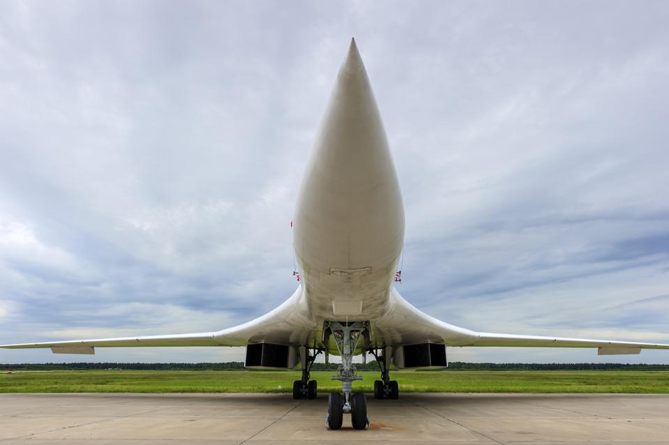New jets will travel at supersonic speeds in the future.