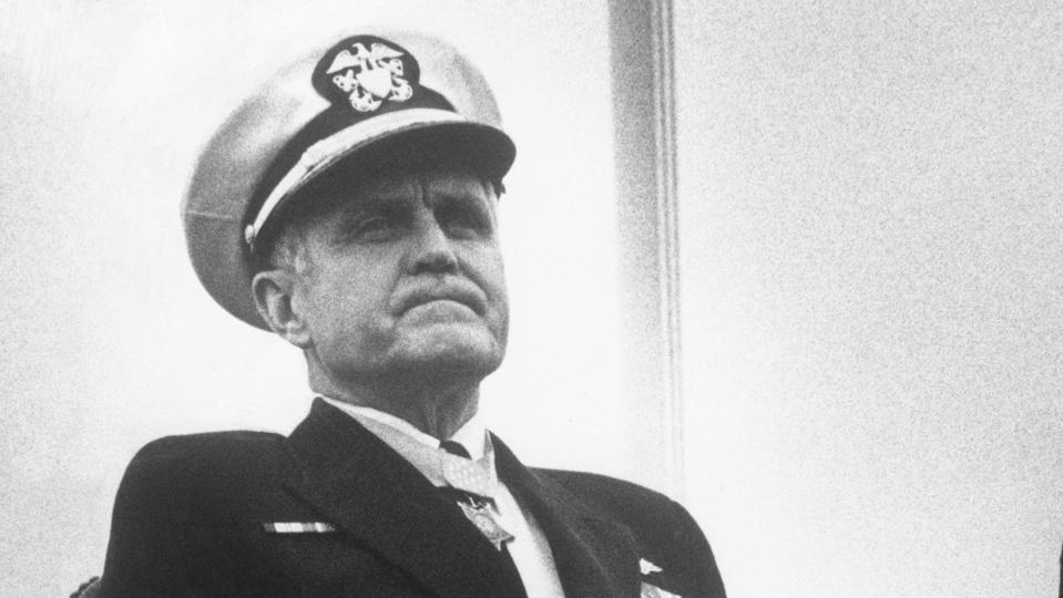 Admiral James Bond Stockdale
