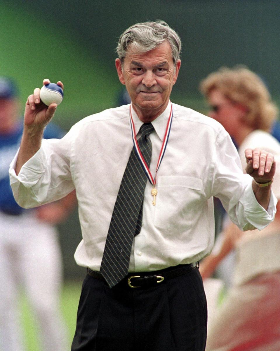 David Glass, the new owner of the Kansas City Roya