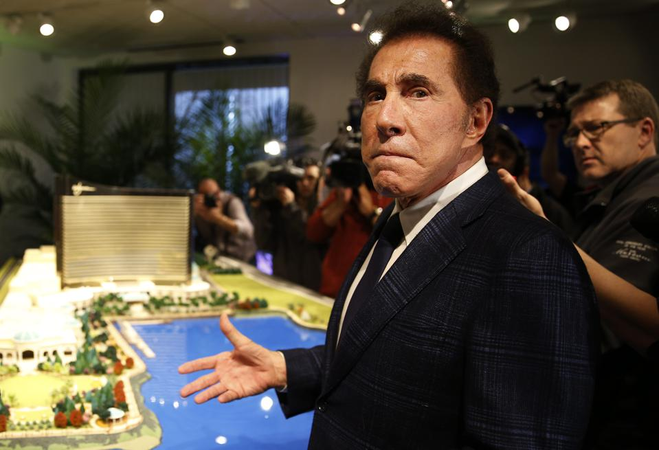 Nevada Seeks To Ban Billionaire Steve Wynn From Casino Industry