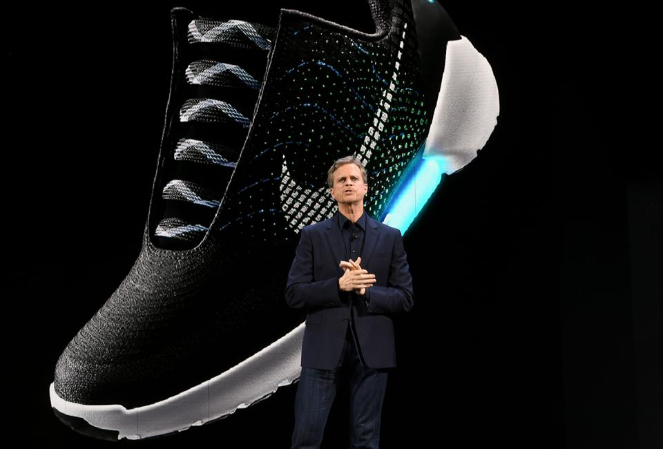 Self-Lacing Sneakers Are Just The Beginning Of Going 'Back To The Future'