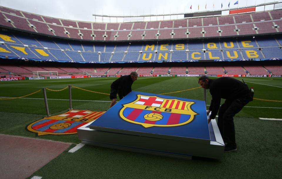 Outbreak Of Damaging 'FIFA Virus' During International Fixtures Feared At FC Barcelona