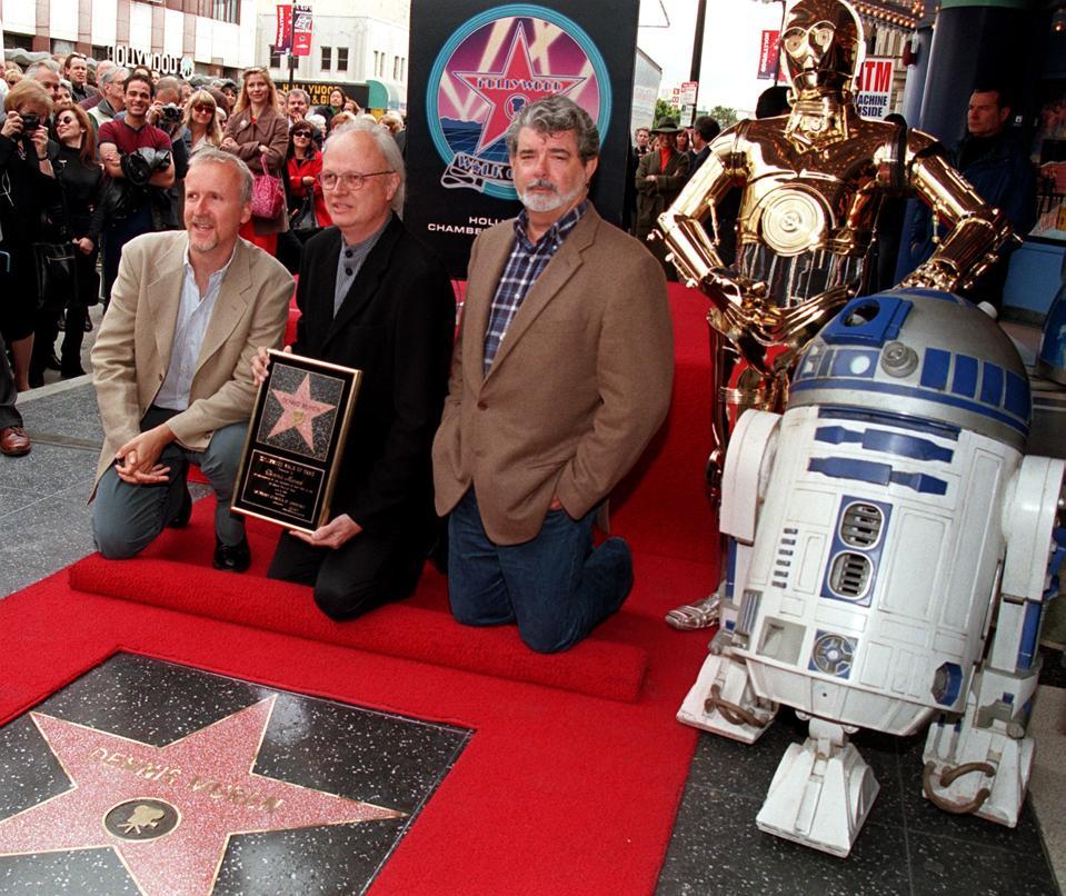 Academy Award winning special effects creator Denn