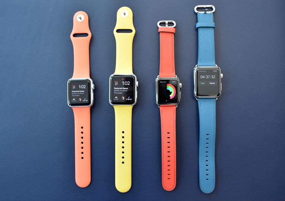 New Apple Watch Designs Land With Price Cuts And New Features
