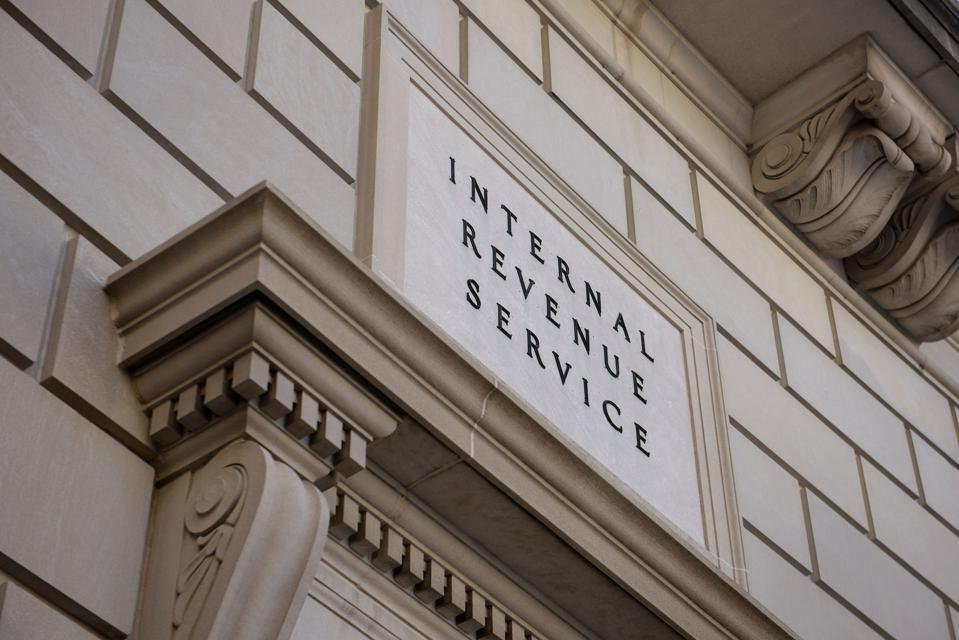 The Statutory Problem With IRS Firearms