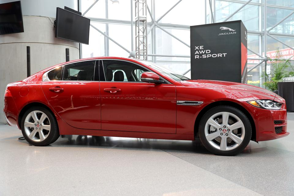 Jaguar Hits The Big Leagues With XE sedan and F-Pace SUV