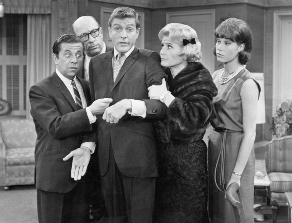 The Dick Van Dyke Show,' TV's First Sophisticated Comedy, Ended On ...