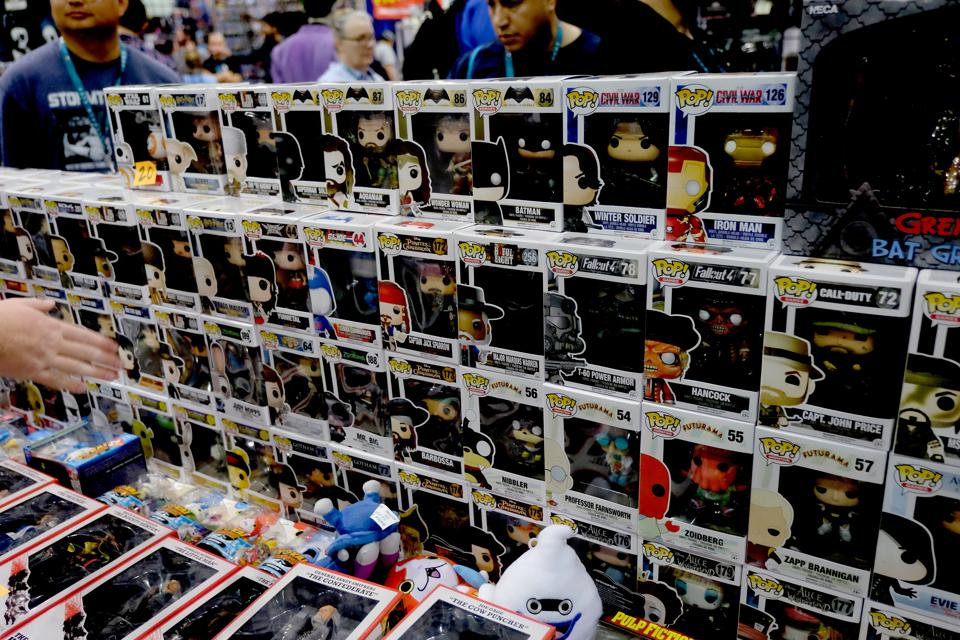Ever Hear Of Funko? They Plan To Be A Billion-Dollar Toy Company