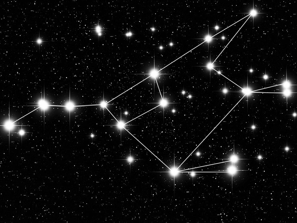 The more famous asterism of the Big Dipper/The Plough is within the larger constellation of Ursa Major.