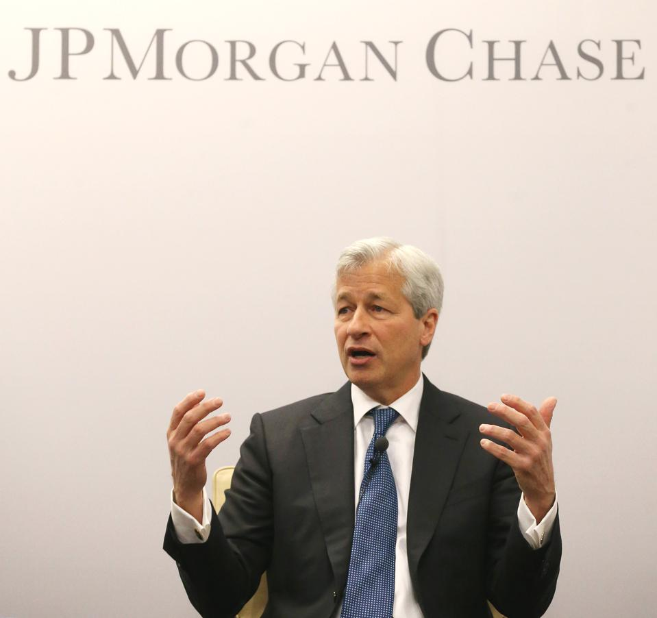 JP Morgan's Jamie Dimon: We're Raising Wages Because The Labor Market Is Getting Tighter