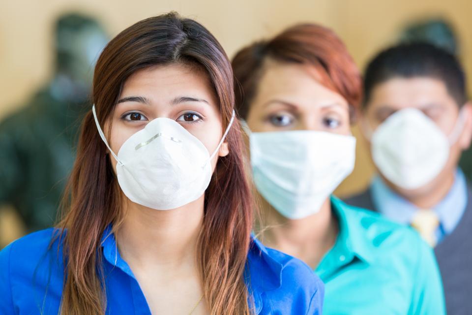 During The Coronavirus Pandemic, Don't Tell Stories