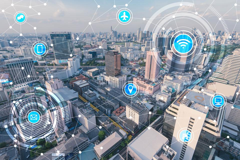 Smart Cities May Turn Competition Into Collaboration
