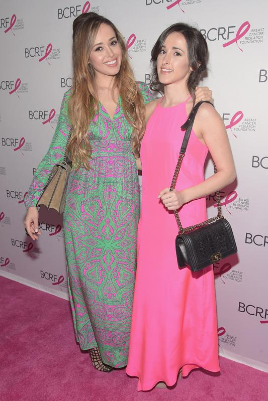 Breast Cancer Research Foundation's Hot Pink Party: BCRF Goes Wild - Arrivals