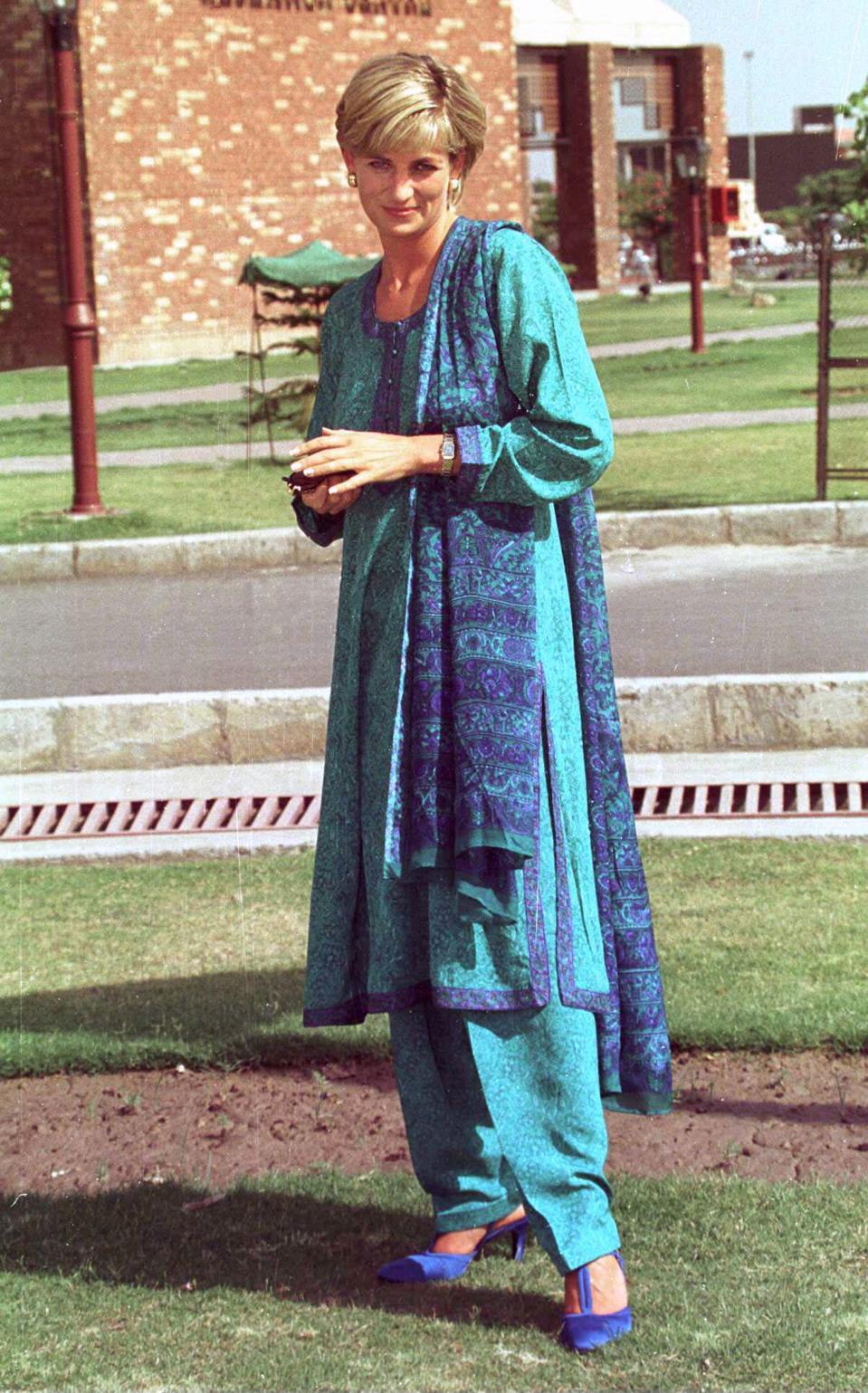 Diana Pakistan