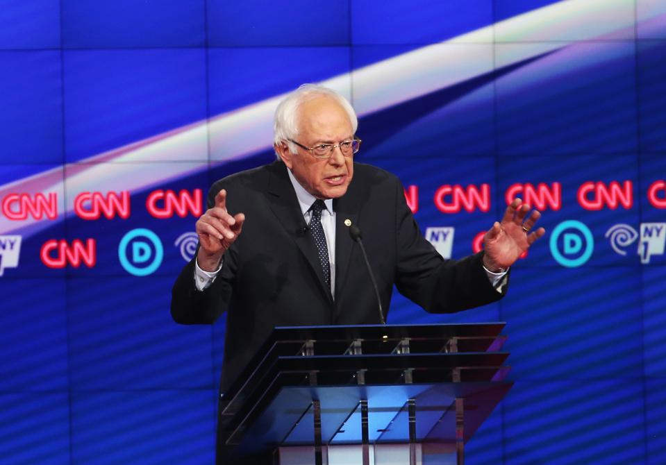 Bernie Sanders' Energy Policy: Import A Lot More Oil