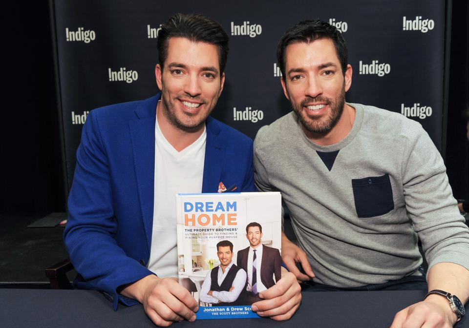 Property Brothers Drew And Jonathan Scott To Launch Magazine