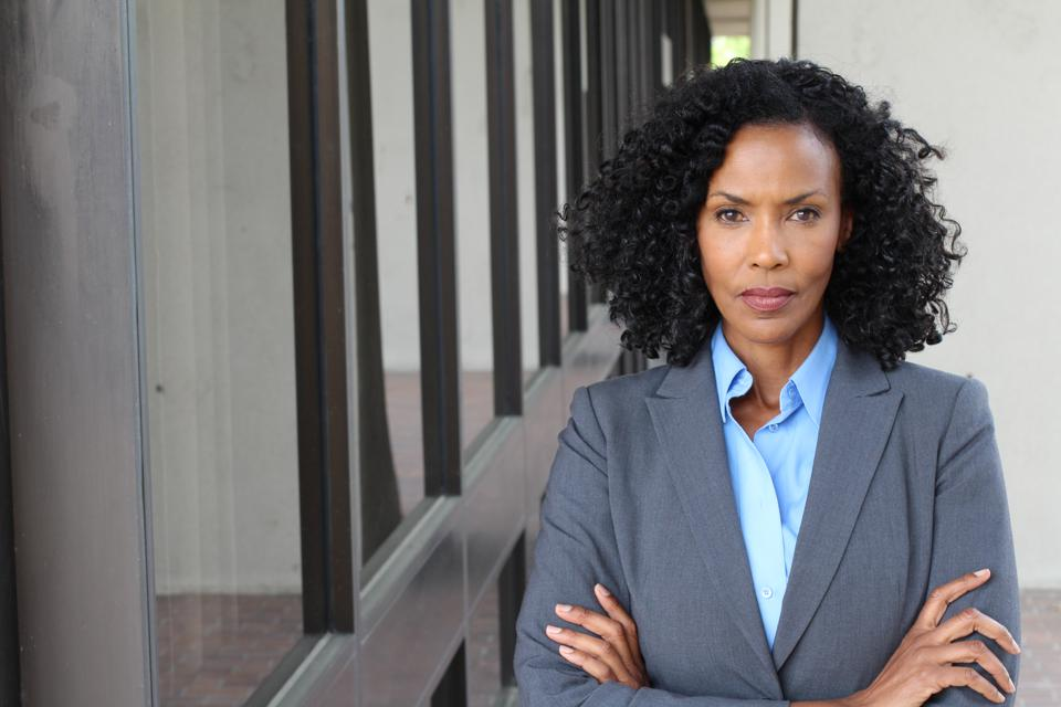 experienced woman attorney