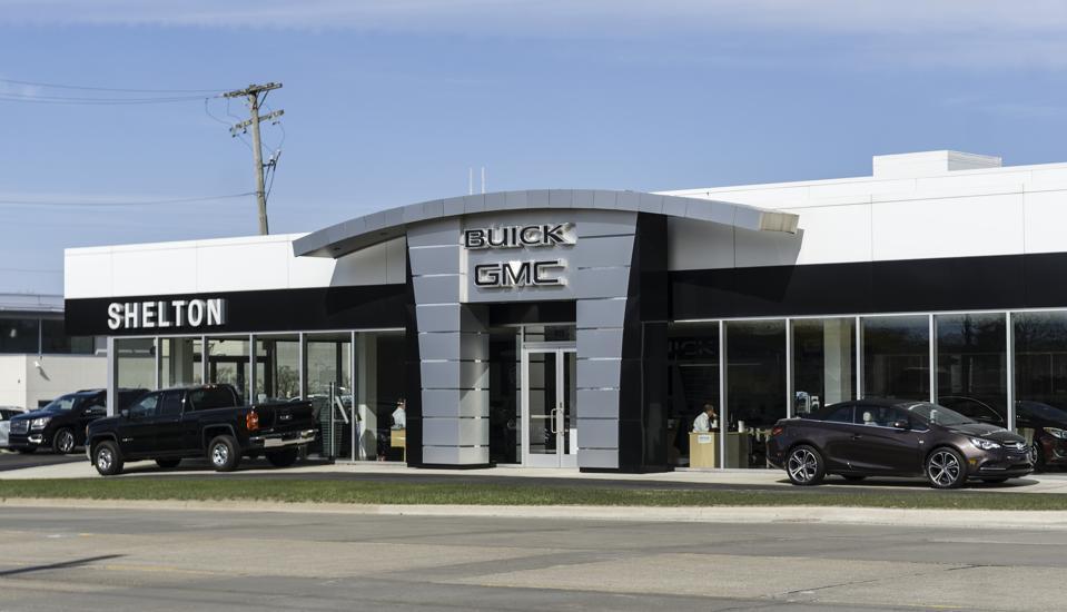 Buick, GMC Dealership