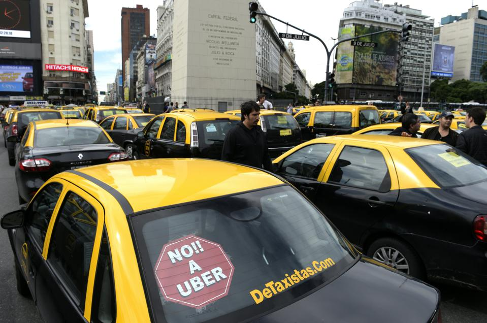 Uber Settlement Takes Customers For A Ride