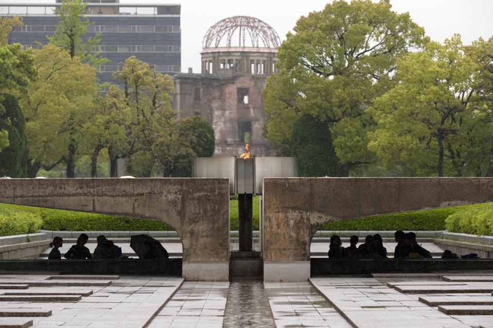 Obama Should Go To Hiroshima -- But Not For The Reason He Gave