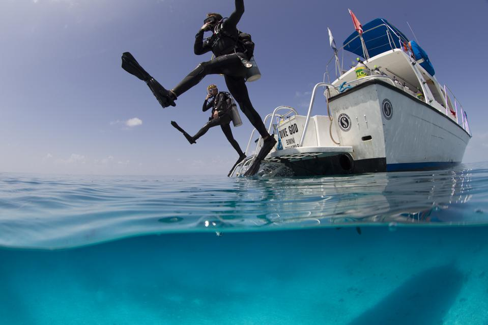 If you go scuba diving, make sure you bring your own equipment or you clean the rental equipment thoroughly.