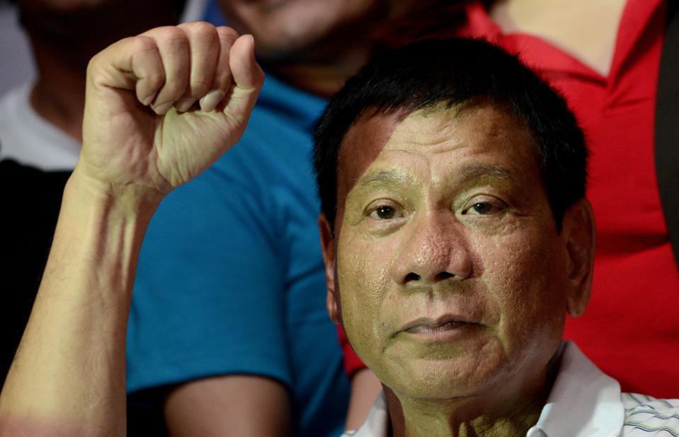 End Of De Facto Dynastic Rule? Philippine Voters Set To Elect Duterte