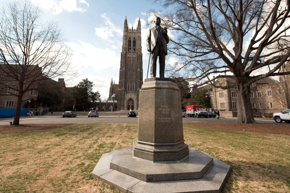One Billion Dollar Gift To Be Shared By Duke, MIT, USC And The Cleveland Clinic