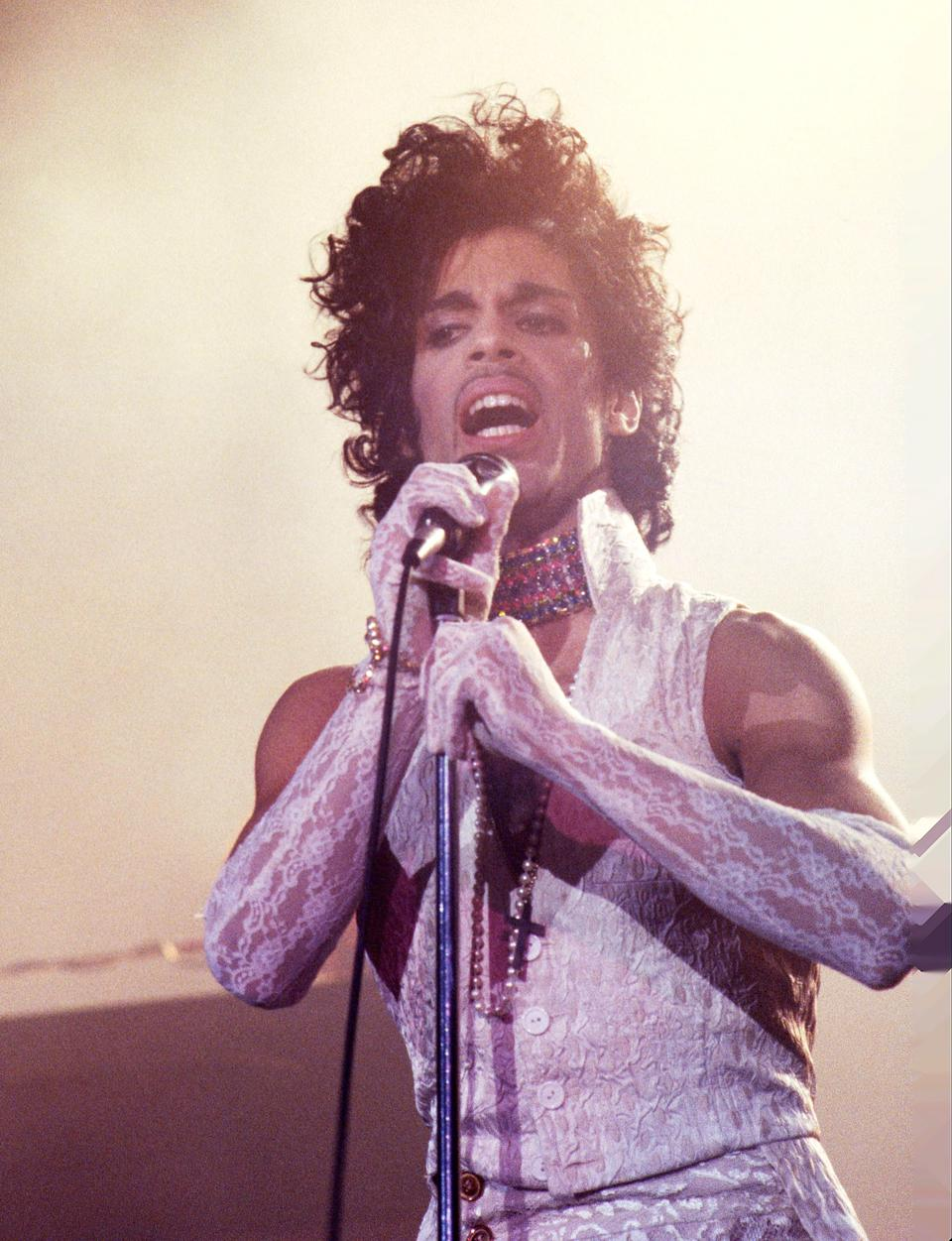 Prince File Photos By Kevin Mazur