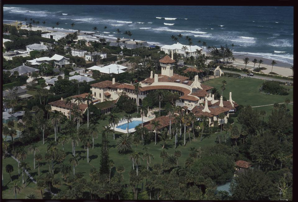 Mar-a-Lago in Palm Beach