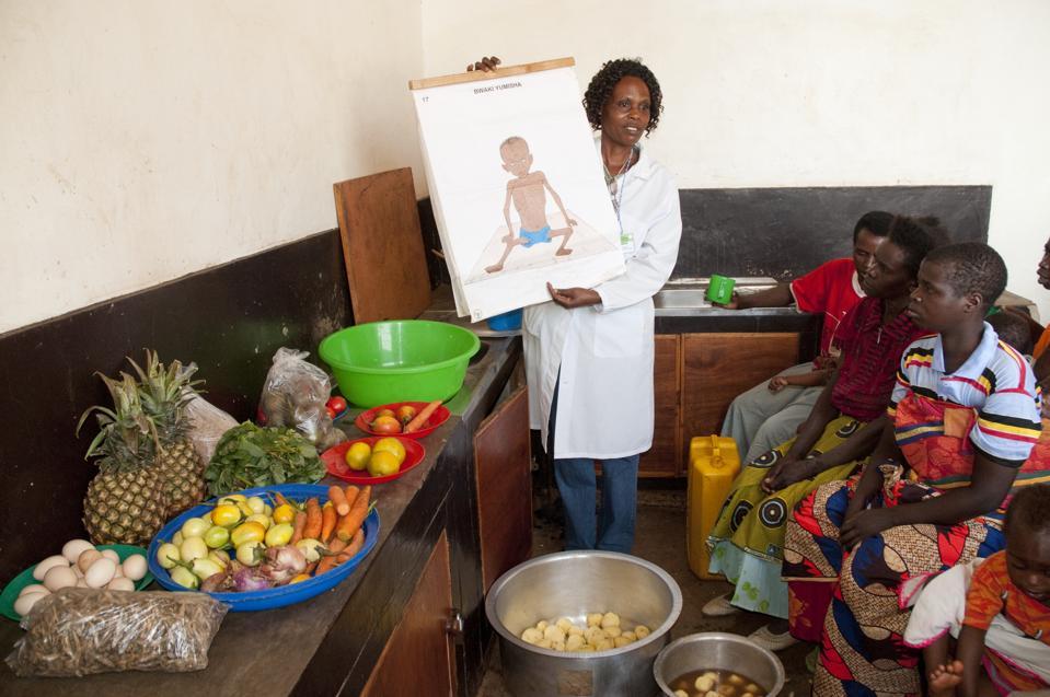 Rwanda - Health Care