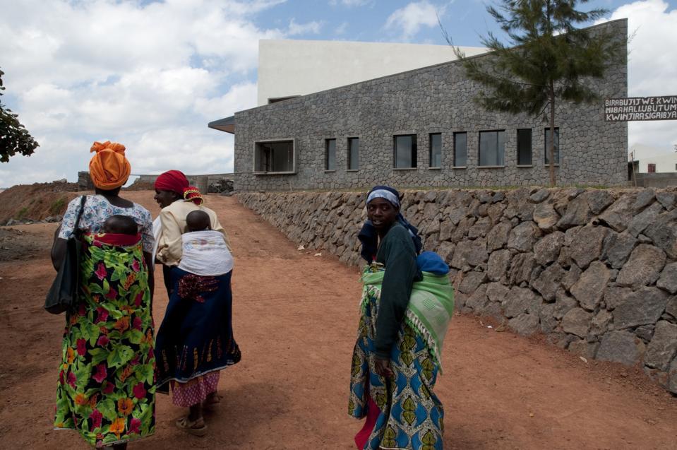 Rwanda - Butaro District Hospital - Partners In Health