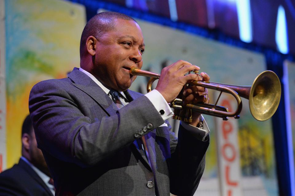Jazz Mogul Wynton Marsalis: Sing Your Own Song, But Don't Forget About That Swing