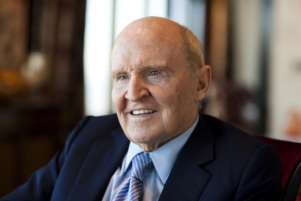 Business Leader Jack Welch