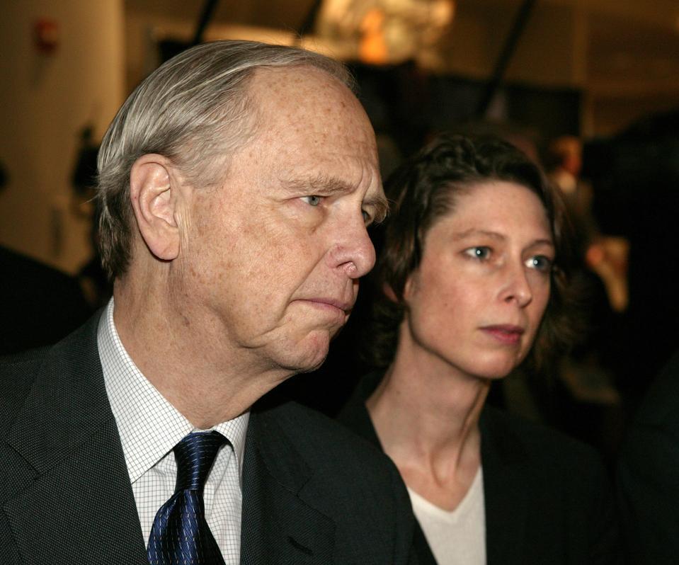 Bush Speaks at Fidelity Investments