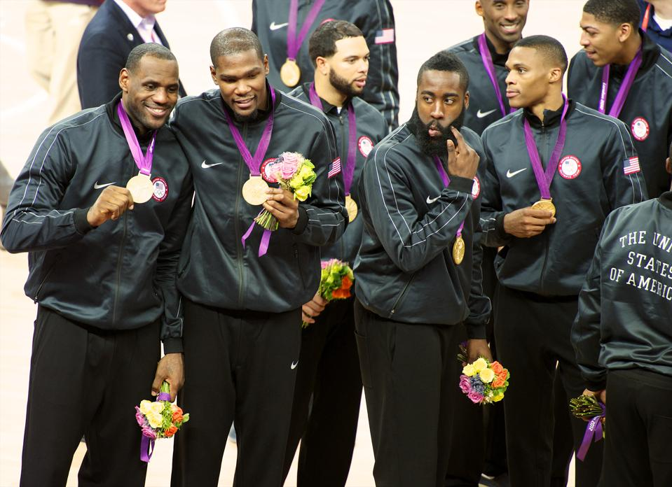 Olympics 2012 - Basketball