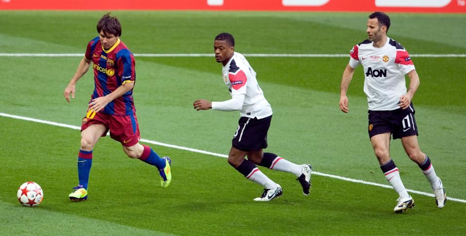 FC Barcelona's new home shirt design for the 2020/2021 season has been leaked on Thursday