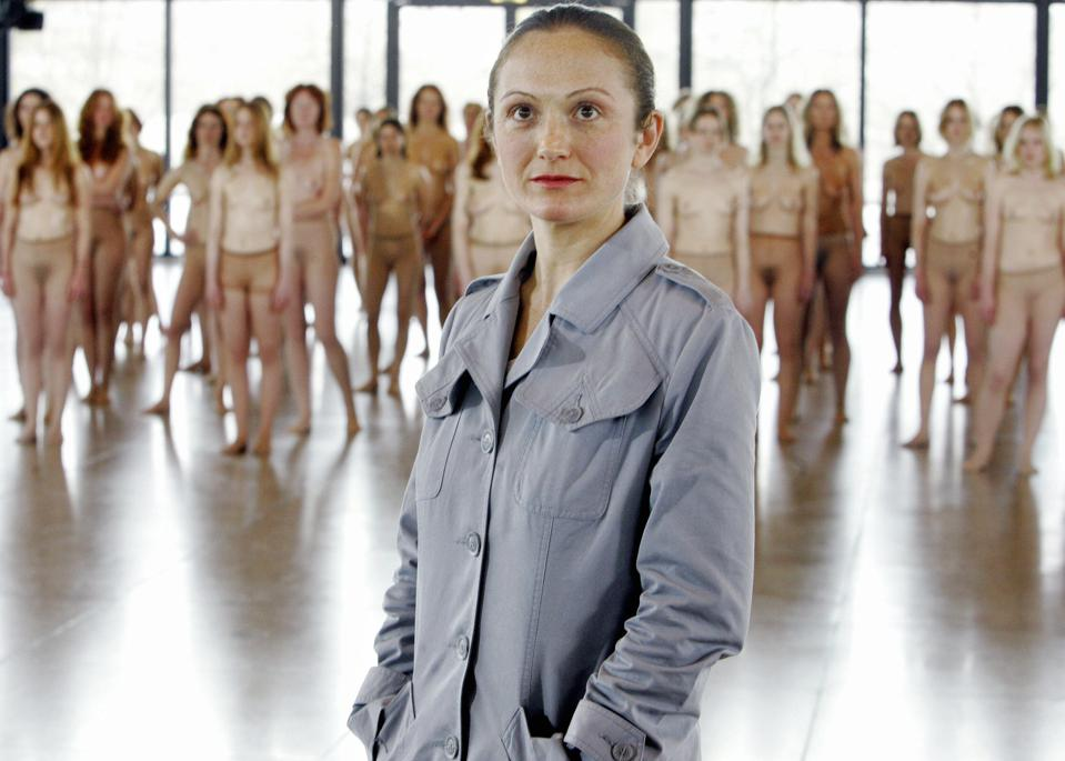 Vanessa Beecroft, a New York-based artis