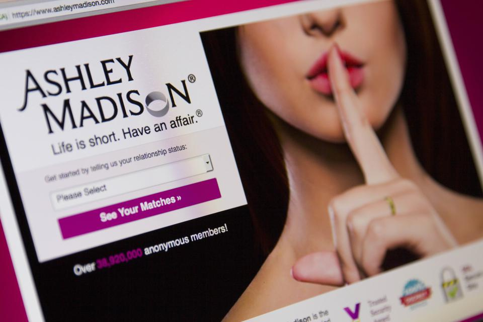 The infamous Ashley Madison data breach is back.