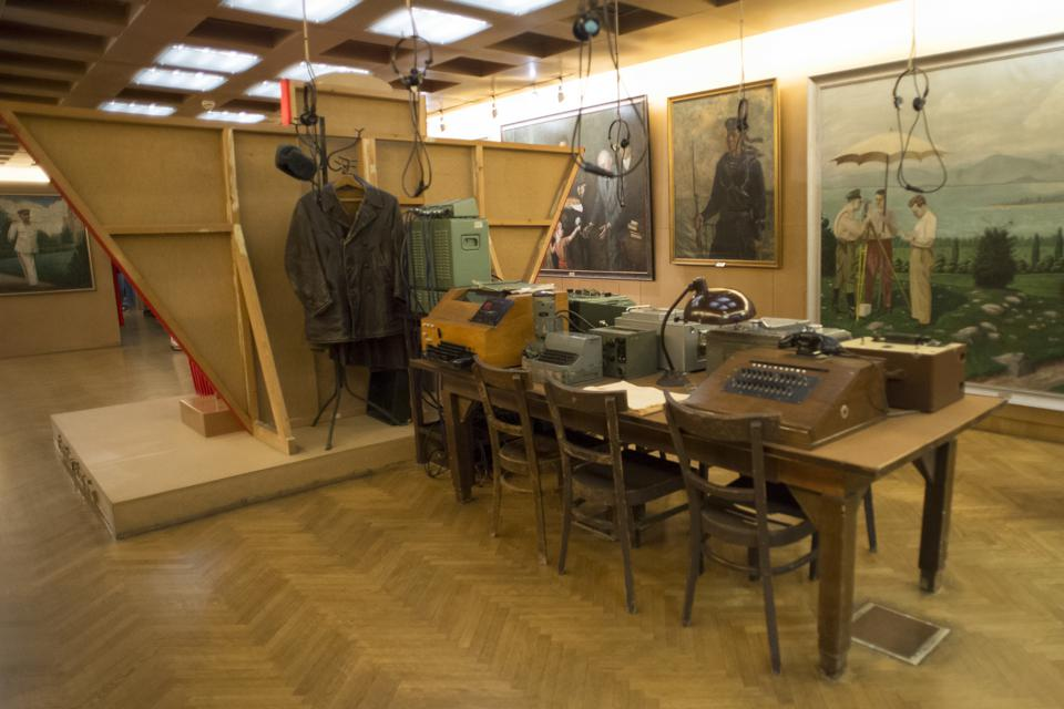 museum in Budapest: The House of Terror