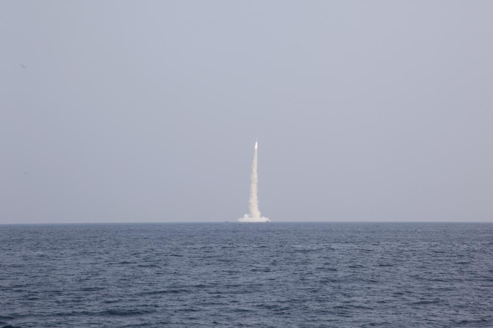 India's secret missile unveiled