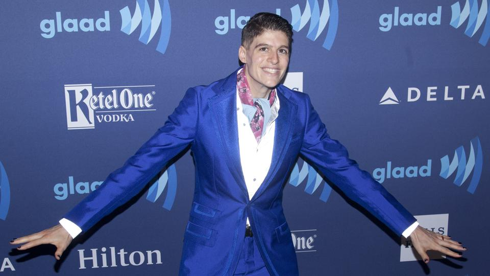 USA - ″26th Annual GLAAD Media Awards″ In New York