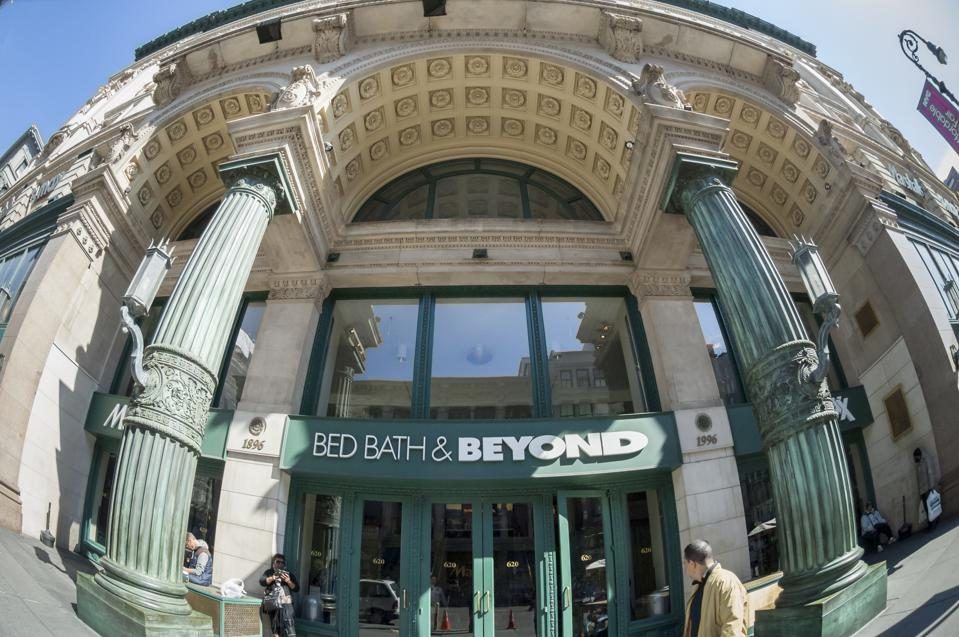 Bed, Bath & Beyond has been struggling for years, but Chris Kiper of activist Legion Partners says the firm is worth billions more than investors think.