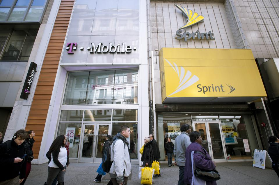 T-Mobile Breaks Out, Sprint Soars As Federal Judge Clears Merger