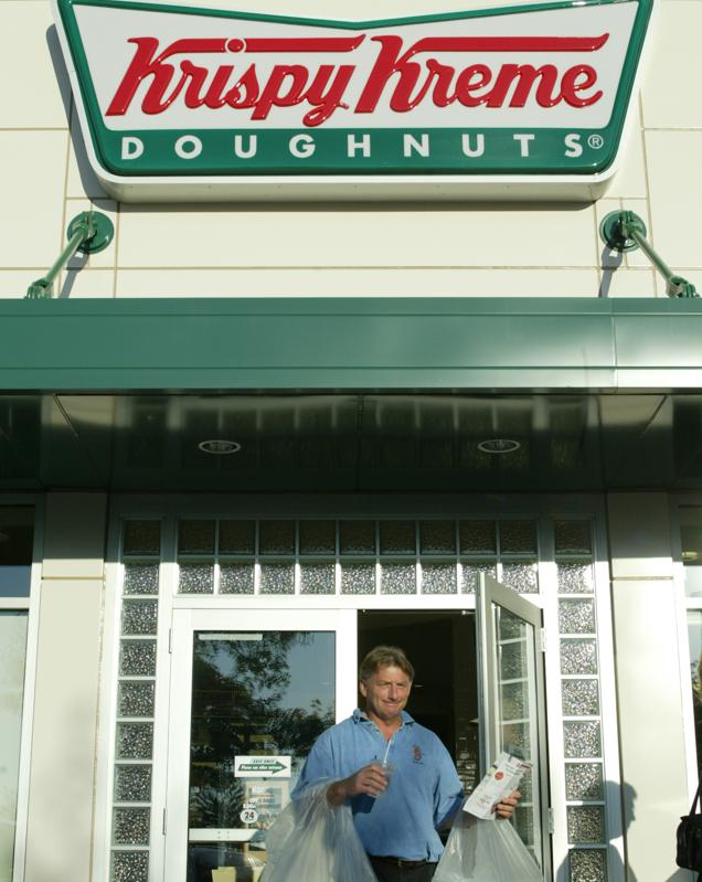 Krispy Kreme SEC Investigation