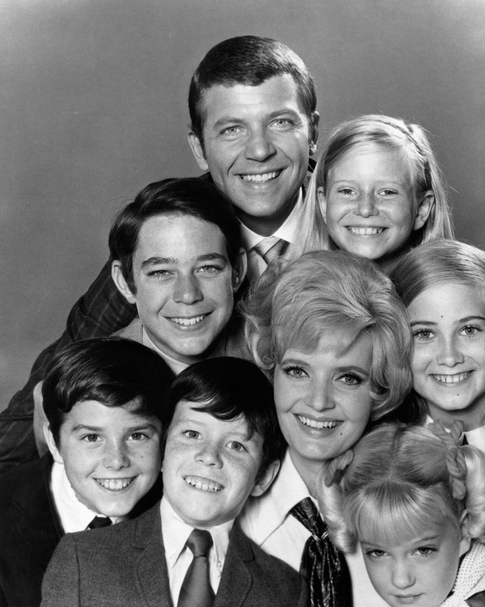 Cast of The Brady Bunch