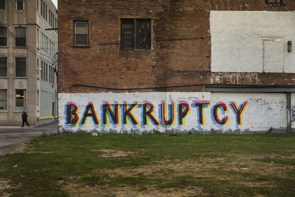 Graffiti in Detroit