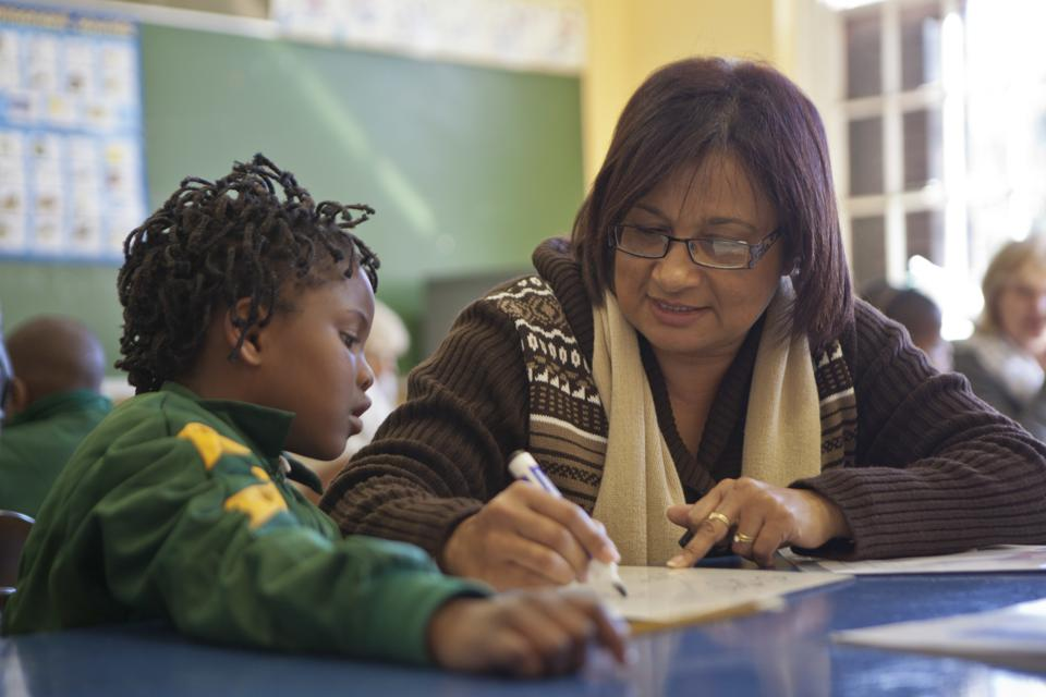 Dienvidāfrika - Keiptauna - bērnu izglītība