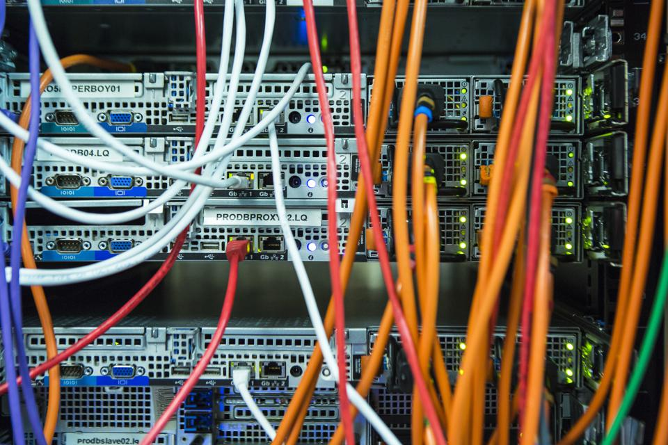 UK - IT - Computer server cables