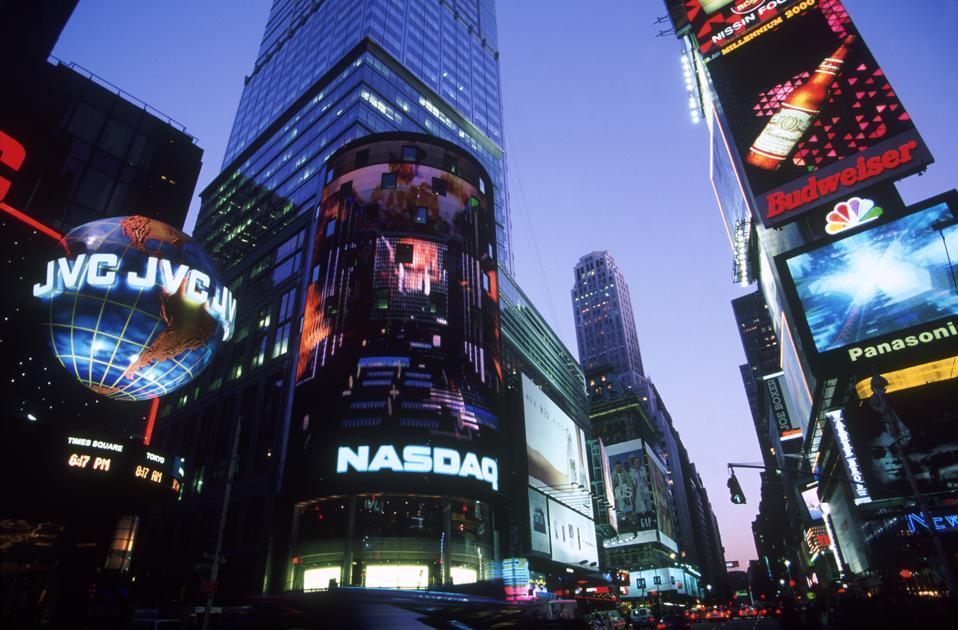 Nasdaq office in New York City