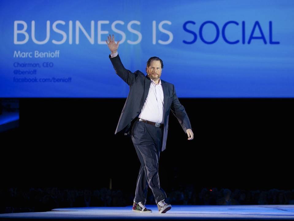 USA - Technology - Salesforce 2012 Dreamforce Conference